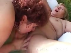 Lesbian BBW Jessica