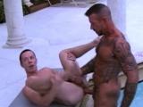 Ray Dalton Bareback Fucking Colton Seude