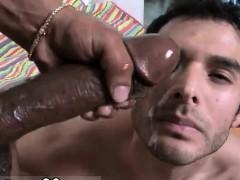 Porn bizarre sex videos and black gay cock cum inside white