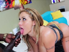 Big tits blonde Eva Notty gets fucked hard by Lexington