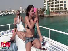 Brunette suck and fuck