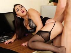 Valentina Nappi In Intense Office Fuck Scene