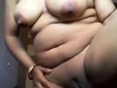 Indian Boob Woman Hot Naked Selfie