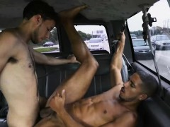 Interracial fuck as the dude gets tricked into gay loving