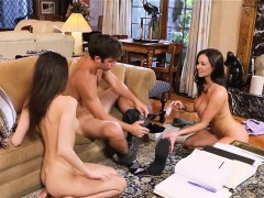 Thick Wife gets it on with Teenagers