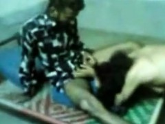 Horny Indian Slut In A Threesome