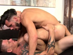 Homo Lovers Jace Chambers And Marco Lorenzo Have Anal Sex