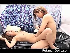 Futanari Teen Lesbians!