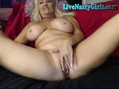 Mature Grandma Nasty Webcam Show FULL