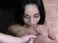 Sitting On Big Cock And A Hot Facial After