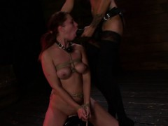 FetishNetwork Autumn Kline Lesbian BDSM with Mila Blaze