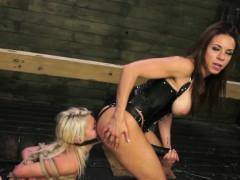 FetishNetwork Marsha May loves rope bdsm
