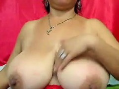 Naughty Chick With Big Boobs