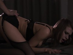 delicate girly lesbians sex with erotic toys