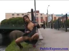 Public street pash