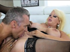 Alura Jenson and Her Huge Tits Takes on Marcus London