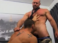 Twink gays anal creampie porn first time Horny Office Butt B