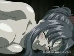 Insatiable hentai temptress getting succulent pussy