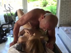 Blonde fucked Emily Rose needs to relax and heads to the spa