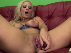 Holly Heart Sexy Blonde and Solo