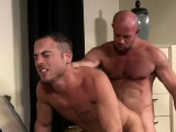 Hot action packed sex with Matt Stevens and Jordan Belford