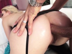 Samantha Rones round ass pounded hard by a big cock