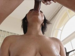 BBC visits nice big natural tits