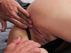 Sexy Blonde MILF Kate Frost Gets Fucked