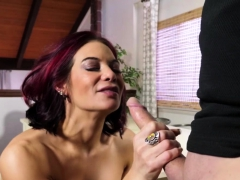 Ryder invites John to fuck her ass