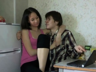 Cuckold action with a naughty bitch