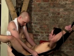 Boy indonesian bondage gay Face Fucked With A Cummy Cock