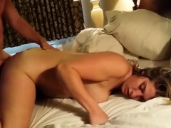 Girl Gets Fucked By Her Roomate As Her Bf Films