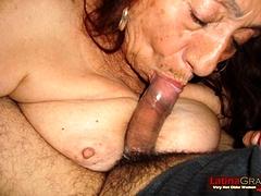 Latinagranny Very Hot Amateur Women Compilation