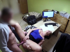LOAN4K. It is not a porn casting but Nata has to please...