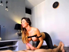 Big Boobs Brunette Babe Sally Charles Pounded In Doggystyle