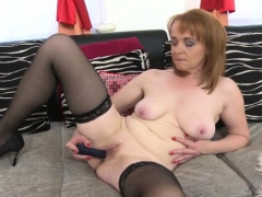 Big Tits Mature Sex With Cumshot