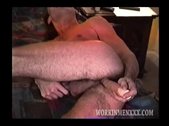 Mature Amateur Nelson Beating Off