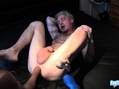 Tattoo Gay Fetish And Cumshot