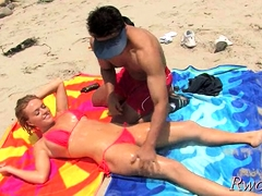 Aroused Brunette Hottie Krissy Lynn Gets Screwed