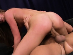 Maddy Oreilly one night stand big cock stud Bruce Venture