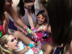 Raver Girls Play With Each Others Pussies In Their Dorm Room