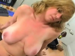 Mature woman interview leads to sex